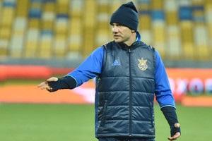 Шевченко оголосив заявку на матч із Мальтою та Фінляндією