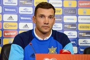 Шевченко: Коноплянка без ігрової практики, але для нього зробили виняток