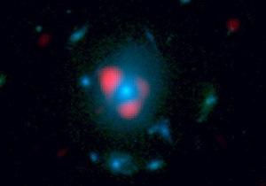 Новости науки - образование Вселенной: Астрономы обнаружили одни из первых звездных яслей во Вселенной
