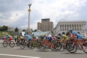 У вихідні Київ перекриють на честь головної велогонки країни