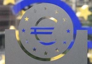 Курс евро упал до двухмесячного минимума