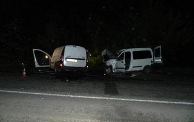 На Киевщине в ДТП с диким кабаном погибли три человека