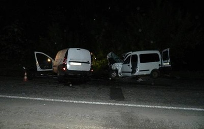 На Київщині в ДТП з диким кабаном загинули три особи
