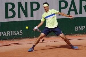 Ролан Гаррос (ATP): Стаховський пробився в основну сітку