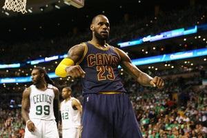НБА Клівленд розгромив Бостон і вийшов у фінал плей-офф