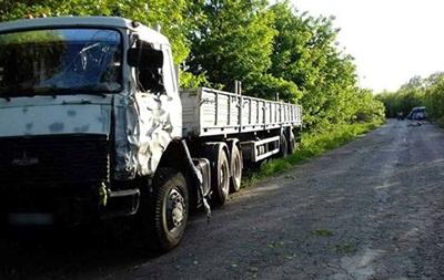 ДТП у Полтавській області: одна жертва, п ятеро постраждалих