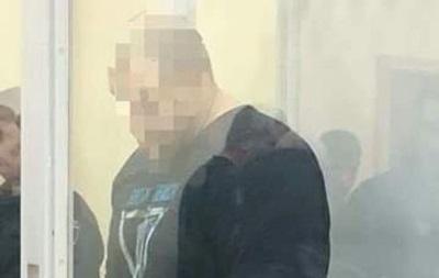 Суд у Києві заарештував підозрюваного у вбивстві мотоцикліста