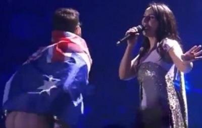 Джамала про сідниці на Євробаченні: Пранкер не винен