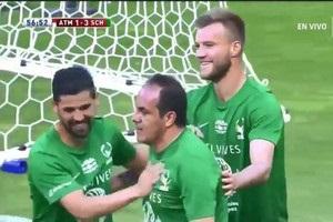 Ярмоленко забив гол за збірну світу в Мадриді