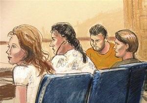 Арестованные в США  русские шпионы  предстали перед судом