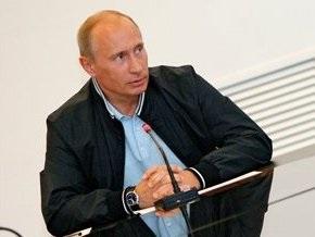 Путин поручил отказаться от донорства МВФ