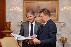 Манчині прибув у Санкт-Петербург для підписання контракту із Зенітом