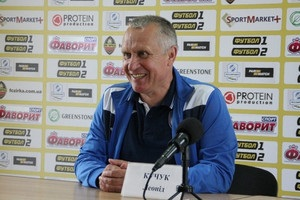 Кучук може залишити пост головного тренера Сталі заради роботи в Росії
