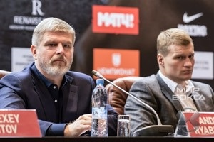 Рябинський: Бій з Руденком - чудовий варіант для повернення Повєткіна