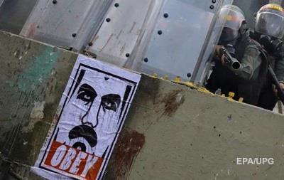 За один день протестів у Венесуелі поранені 250 людей