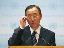 Генсек ООН выразил соболезнования семье погибшего украинца