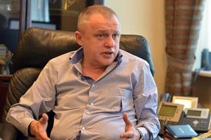 Суркіс розповів, коли прийме рішення щодо майбутнього Реброва в Динамо