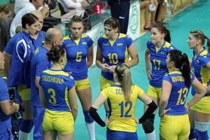 Україна обіграла Ізраїль у відборі на ЧС-2018 з волейболу
