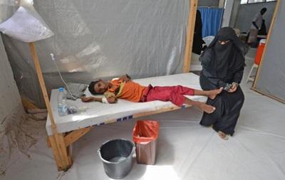 ООН прогнозує в Ємені до 200 тисяч хворих на холеру