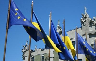 Украина отстает от плана выполнения Ассоциации