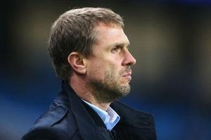 Ребров залишив пост головного тренера Динамо