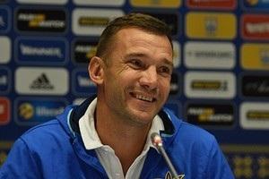 Шевченко вызвал в сборную еще трех футболистов