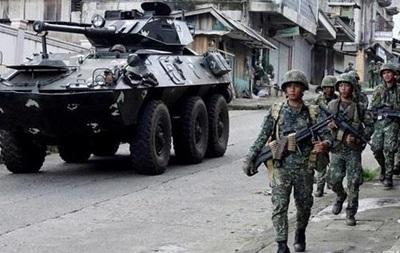 ВВС Филиппин по ошибке нанесли удар по армии