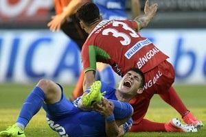Малиновський отримав травму і ризикує не зіграти проти Фінляндії