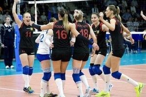 Збірна України здобула другу перемогу у відборі на ЧС з волейболу