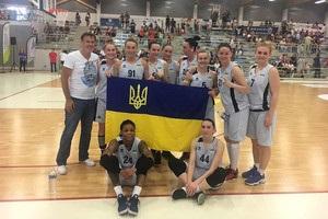 Українські баскетболістки обіграли Чорногорію