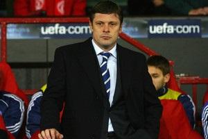 Хацкевич визначився з тренерським штабом