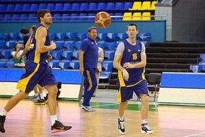 Баскетбол. Оприлюднений список чоловічої збірної України