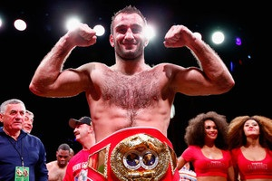Гассієв і Брієдіс підтвердили участь у боксерській Лізі чемпіонів