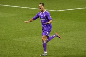 Роналду – автор 500-го гола Реала в Лиге чемпионов