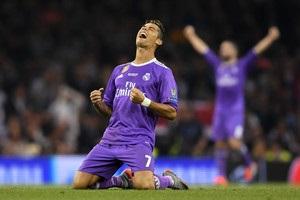 Реал одержал победу над Ювентусом в финале Лиги чемпионов