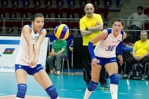 Сборная Украины по волейболу стала третьей в отборе на ЧМ-2018
