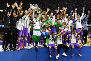Ми увійшли в історію: що говорили гравці Реала після перемоги в ЛЧ