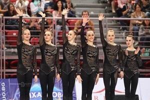 Украинские гимнастки выиграли серебро на World Challenge Cup в Испании