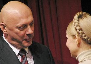В ПР заявили, что  угольный генерал , поддержавший Тимошенко, сбежал в Израиль