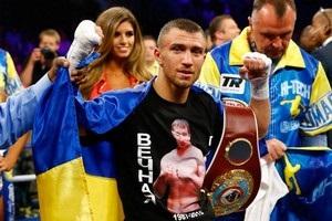 Василь Ломаченко написав лист президенту України