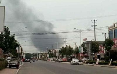 Жертвами взрыва на заводе Китая стали восемь человек