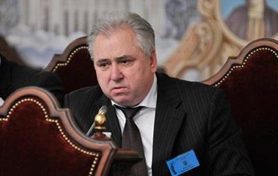 Конституционный суд возглавил судья Кривенко