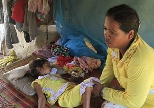 ВОЗ ищет пути лечения неизвестной болезни в Камбодже