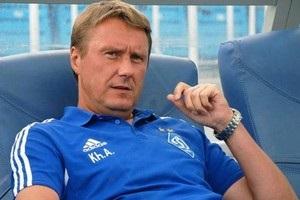 Хацкевич: Суркісу відразу сказав, що готовий очолити Динамо