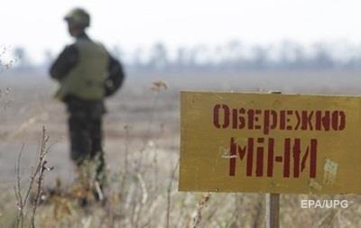 Австрія дає мільйон на розмінування Донбасу