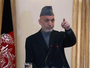 Хамид Карзай объявлен победителем президентских выборов в Афганистане