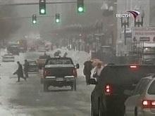 В США и Канаде бушует снежная буря: есть погибшие