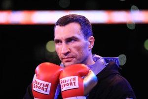 Володимир Кличко увійшов у рейтинг високооплачуваних спортсменів світу