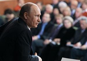 Путин: Власть не должна быть изолированной кастой