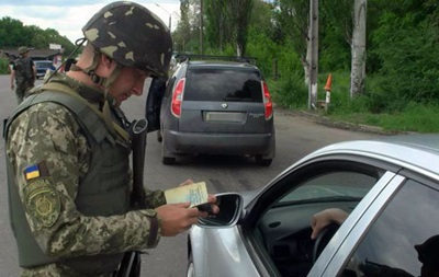 На Донбасі СБУ ввела обмеження через обстріли